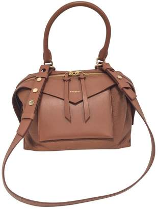 ... Givenchy Sway Brown Leather Handbag c71241924dc22
