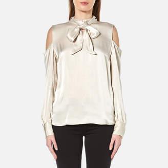 d1af87604a182 Women s Cold Shoulder Tops - ShopStyle UK