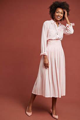 Mara Hoffman Cordelia Pleated Skirt