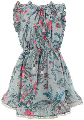 Zimmermann Bayou Floral Flip Dress