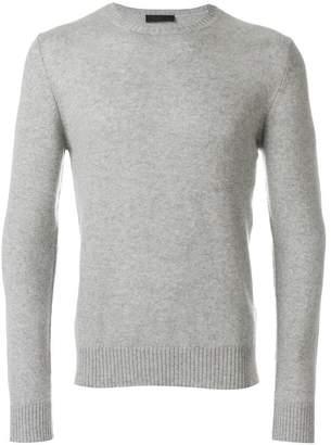 Prada cashmere crew neck jumper