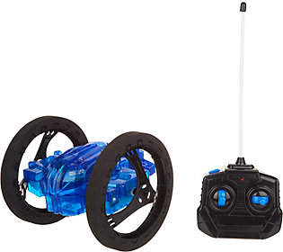 Mindscope Jumping Catapult Remote Control Car withLED Lights