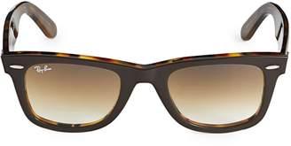 Ray-Ban Icons 50mm Wayfarer Sunglasses