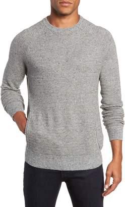 Billy Reid Speckle Stripe Sweater