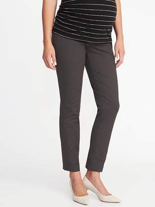 Old Navy Maternity Premium Full-Panel Pixie Pants