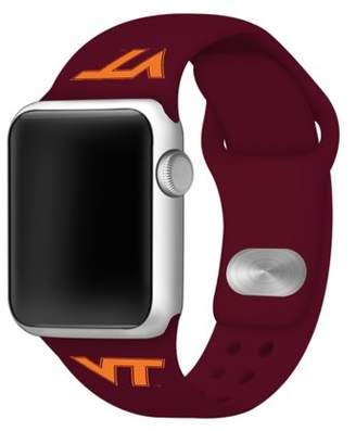 Affinity Bands Virginia Tech Hokies Sport Band Compatible with Apple Watch - 38mm MRN