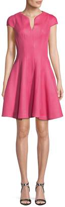 Julia Jordan Women's Solid Cocktail Dress