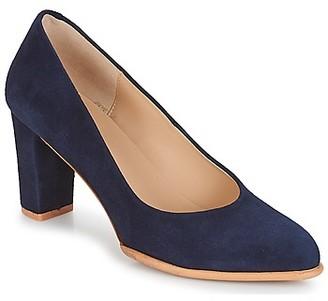Perlato UNEPOTI women's Heels in Blue