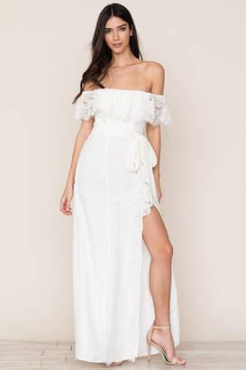 Yumi Kim Maribella Lace Maxi Dress