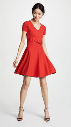 Milly Twist Flare Dress