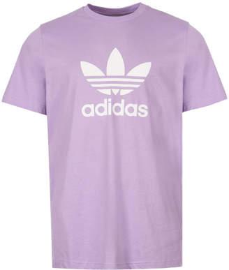 adidas Trefoil T-Shirt S/S - Purple