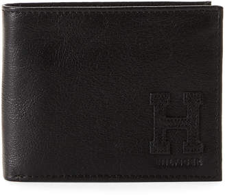 Tommy Hilfiger Varsity Letter Leather Wallet