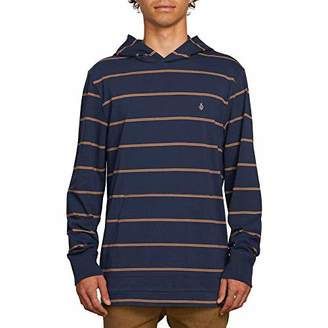 Volcom Men's Joben Long Sleeve Hooded Shirt