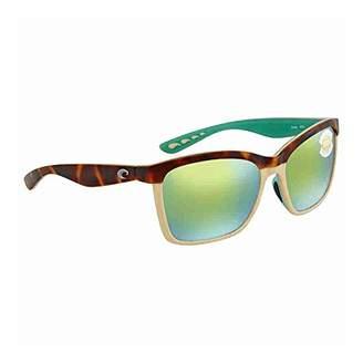 Costa del Mar Anaa Sunglasses Shiny /Copper 580Plastic