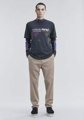 "Alexander Wang YOUR AD CAN GO HERE"" T-SHIRT"