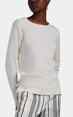 The Row Women's Sydnia Cashmere-Blend Sweater - Ivory