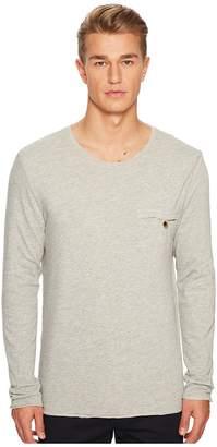 Billy Reid Reversible Long Sleeve Tee Men's T Shirt