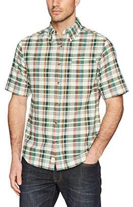 Woolrich Men's Timberline Short Sleeve Modern Fit Shirt