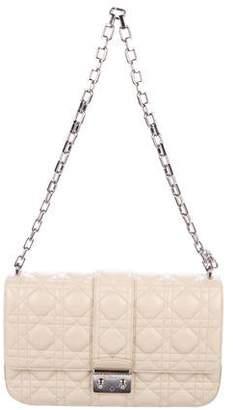 Christian Dior Cannage Leather Flap Bag