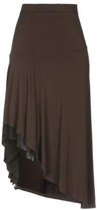 Clu Knee length skirt