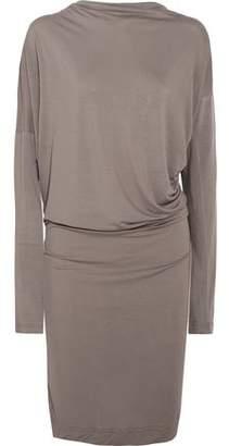 Vivienne Westwood Anglomania Draped Jersey Dress