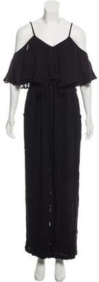 Mara Hoffman Black Trousers For Women Shopstyle Canada