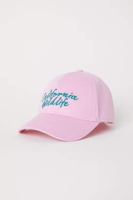 H&M Cotton Cap - Pink