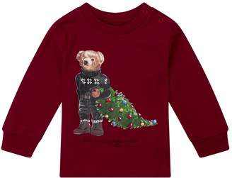 Polo Ralph Lauren Christmas Polo Bear T-Shirt