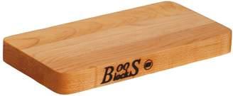 """John Boos & Co. Maple Edge-Grain Chop-N-Slice Cutting Board, 10"""" x 5"""" x 1"""""""