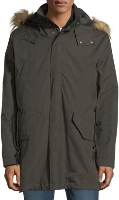Cole Haan Men's Bibbed Anorak Jacket