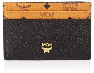 MCM Corina Visetos Card Case