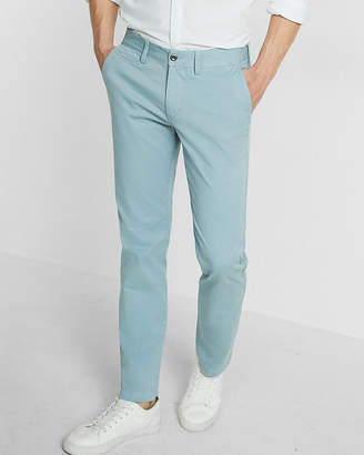 Express Skinny Fit Chino Pant