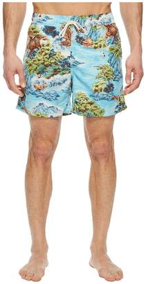 Polo Ralph Lauren Polyester Traveler Shorts Men's Swimwear