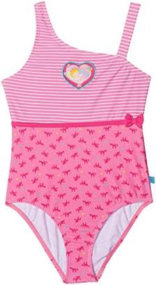 Schiesser Girl's Prinzessin Lillifee Badeanzug Swimsuit