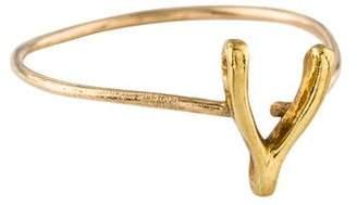 Jennifer Meyer Wishbone Ring