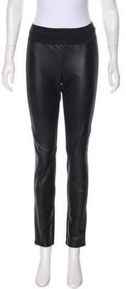 Paige Mid-Rise Skinny Leggings