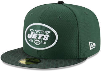 New Era Boys' New York Jets Sideline 59FIFTY Fitted Cap