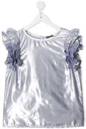 Lulu Velveteen blouse
