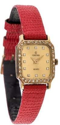Concord Vintage Watch
