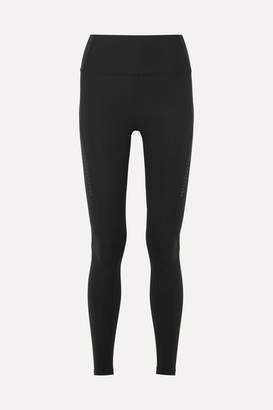 LNDR - Limitless Night Stretch-knit Leggings - Black