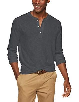 J.Crew Mercantile Men's Long-Sleeve Henley Shirt