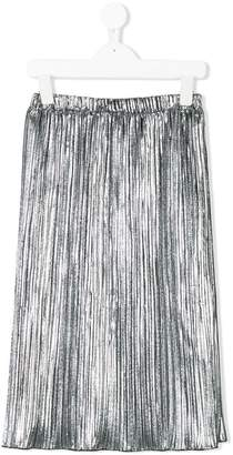 Diesel long pleated skirt
