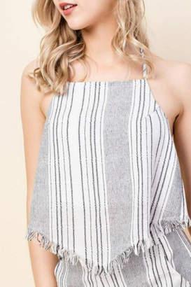 Honeybelle honey belle Blanket Stripe Top