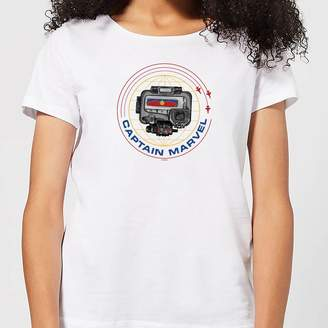 Marvel Captain Pager Women's T-Shirt