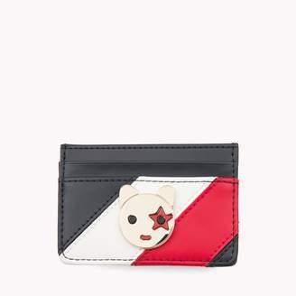 Tommy Hilfiger Mascot Leather Card Holder