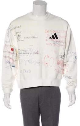 Yeezy Season 5 Handwriting Sweatshirt
