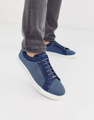 Ted Baker ashwyns trainers in navy