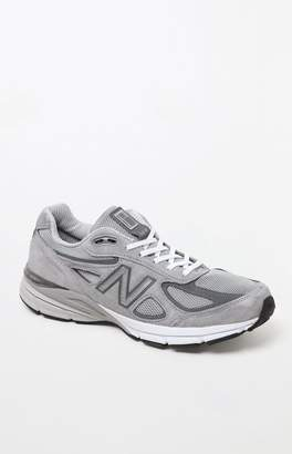 New Balance 990v4 Made in USGray Shoes
