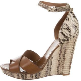 Tory BurchTory Burch Livia Wedge Sandals