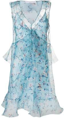 Ermanno Scervino floral tulle dress